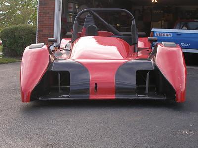 2005 Van Diemen RF89
