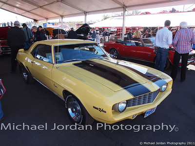 Barrett Jackson 40th Anniversary Closing Night