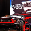 Ford Mustang Boss 302<br /> <br /> Barrett-Jackson Auto Auction 2011, Orange County Fair Grounds, Costa Mesa, CA