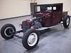 1929 Ford Model A Custom Closed Cab Pickup, Lot 102.1 Barrett-Jackson Las Vegas 2011