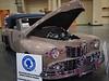 1948 Lincoln Continental Custom 2dr Convertible front, Lot 335.2 Barrett-Jackson Las Vegas 2011