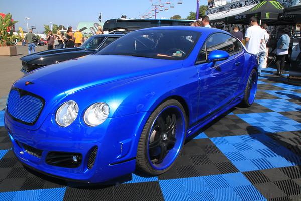 Barrett Jackson O. C. Car Show 2010