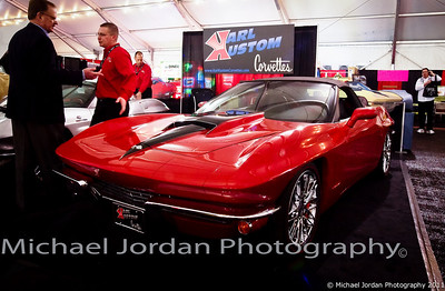 Barrett Jackson Opening Night Gala in Scottsdale