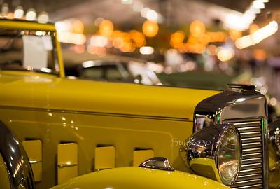 Yellow Marmons side hood 4892