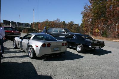 Bash At The Track - Orange County Speedway - Rougemont, NC - 11/07/2009