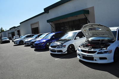 Bay Area Evo Owners Meet @ FFTEC - 10.13.12