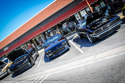 Beachfront Fitness Muscle Up Classic Car Show