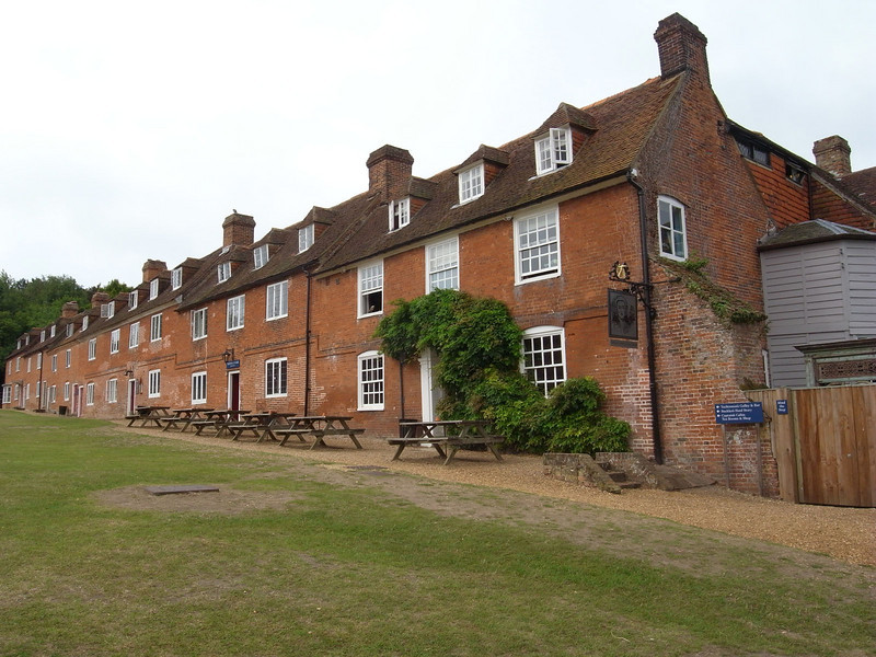 Master Builder's House, Buckler's Hard