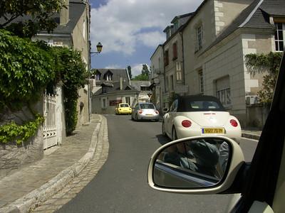 Loire - picnic convoy