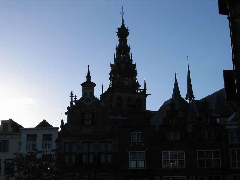 Nijmegen skyline