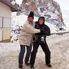 Kampf um die besten Fotoplätze, Winter-Raid 2016