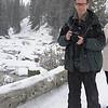 2005, Winter im Yellowstone-Nationalpark.. sch...kalt