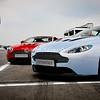 Aston Martin V12 Vatage @ Pocono Raceway (1 of 1)