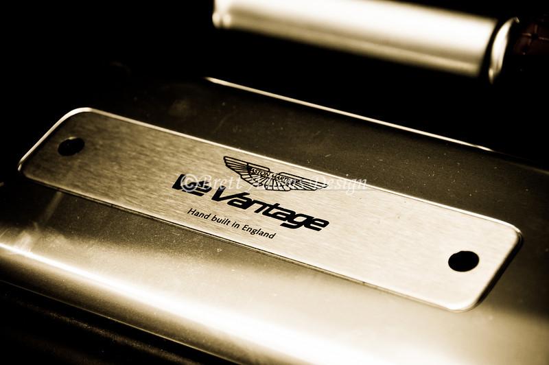 Aston Martin V12 Vantage Sill Plate