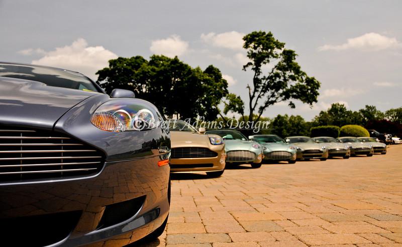 Aston Martin Lineup