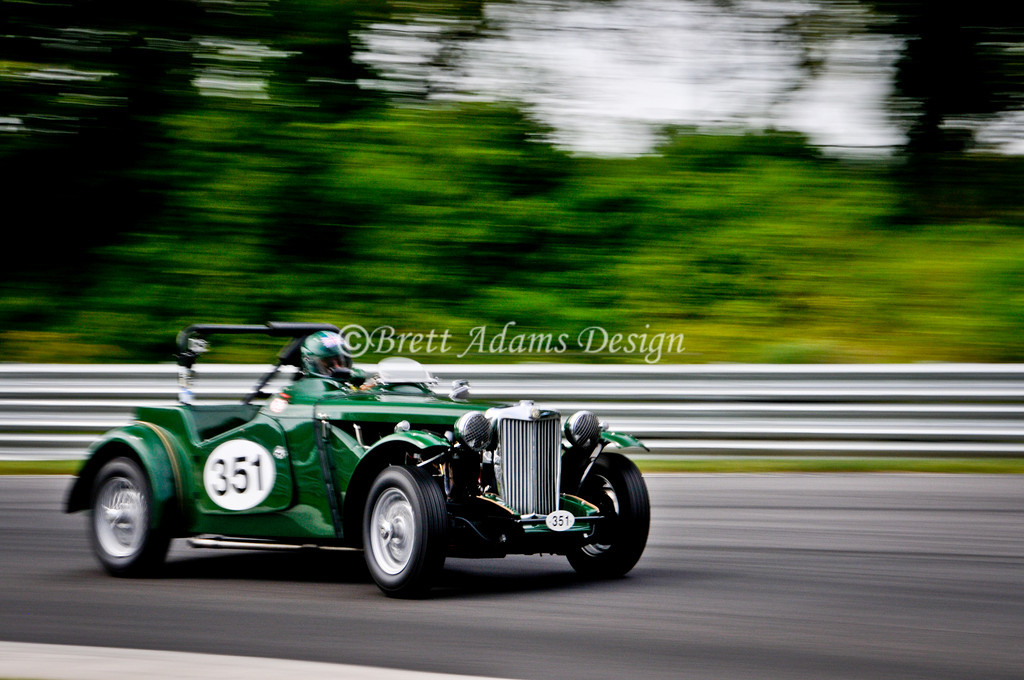 1940 MG TC