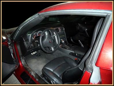 Bernie's Chevy Corvette