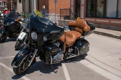 Bikes and Blues, Orangeville, On
