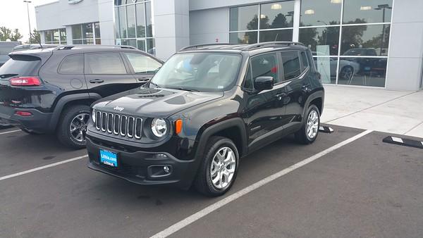 Billie's Jeep