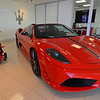 Ferrari F430 Scuderia Spider 16M - Before being handed the keys to a F430 Scuderia you must first master the Ferrari Tricycle