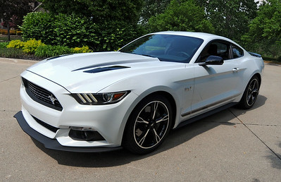 Bob's Mustang GT 2016