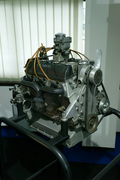 prototype V6  engine - #538, 45 degree, from 1946.