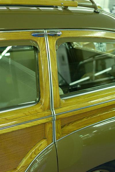woody detail