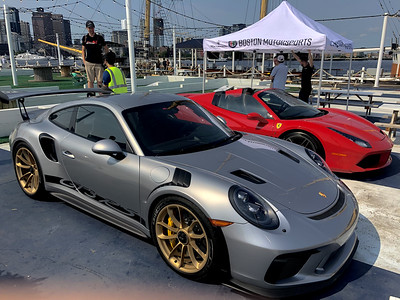 Porsche 911 GT3RS, Ferrari 458 Spyder
