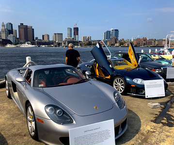 Porsche Carrera GT, Spyker C8