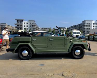 VW 181 Thing