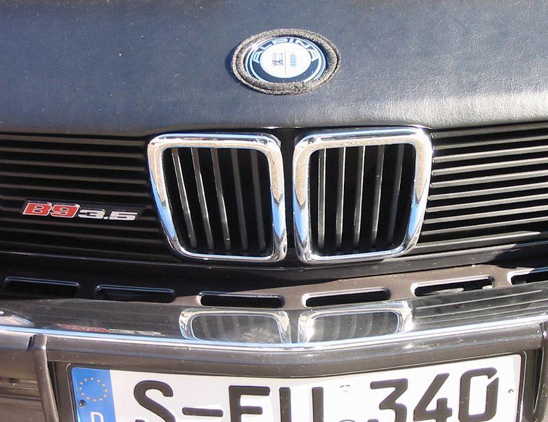 Alpina B9. 1 of 500 produced.
