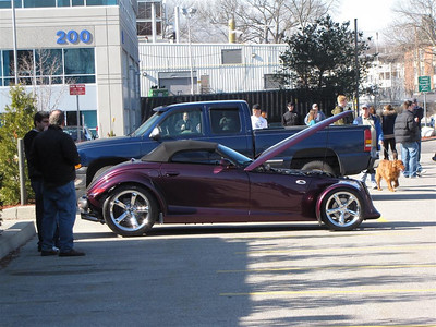 2009/2. Plymouth Prowler