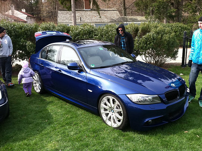 2011/4. BMW 335xi