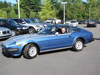 2010/9. Nissan 280ZX Turbo