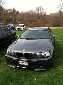 2011/4. BMW E46 M3 (mine)