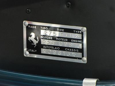 2010/9. Ferrari 275GTB/4 Allegretti