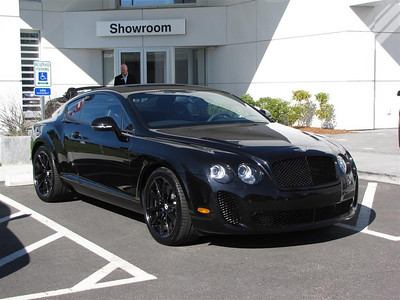 2010/9. Bentley Continental GT