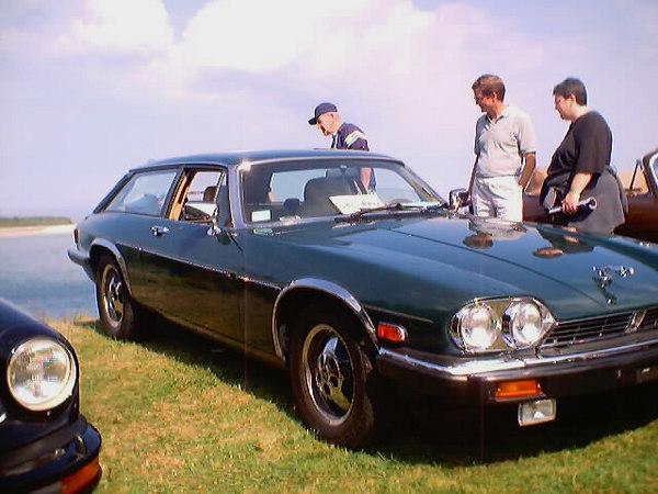 Jaguar XJS 'shooting brake'