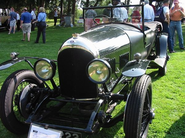 Bentley 3-litre