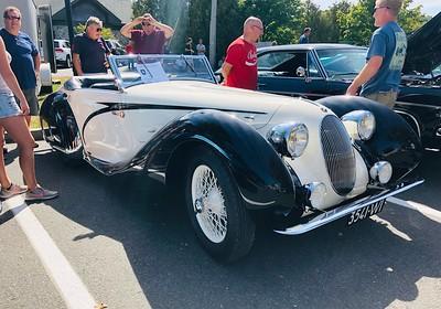 Talbot-Lago T150 SS Figoni & Falaschi roadster