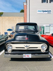 Ford F-100 (a bucket list vehicle for me)