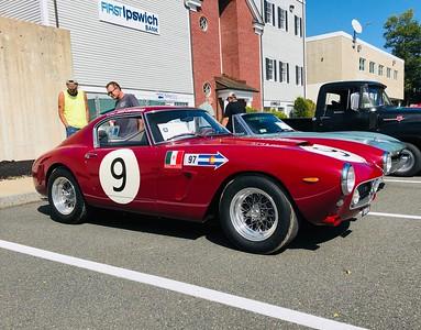 Ferrari 250GT Competition Alloy Berlinetta
