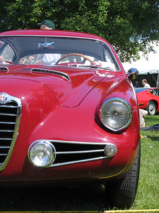 Alfa Romeo 1900C SS Zagato. There were less than 40 Super Sprint Zagato cars built out of nearly 7500 1900 models. The SS Zagato were especially popular among racers who would regularly compete against Ferraris and Maseratis.