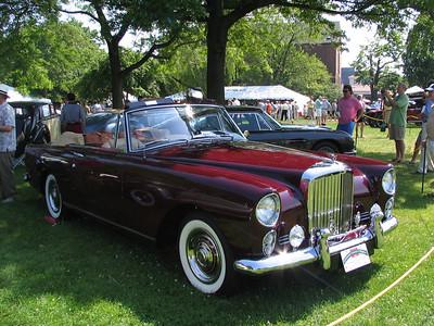 Bentley Continental Series 2 Sport