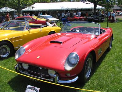 Ferrari 250GT LWB Spyder California