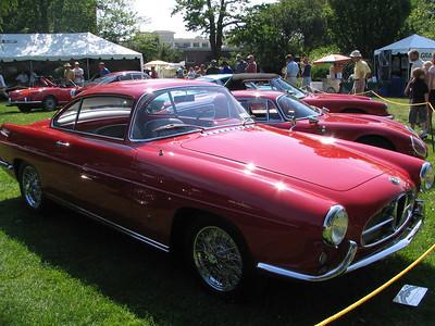 Alfa Romeo Ghia Special (1954)