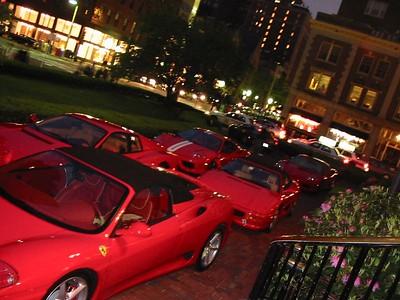 Boston-area Car Events