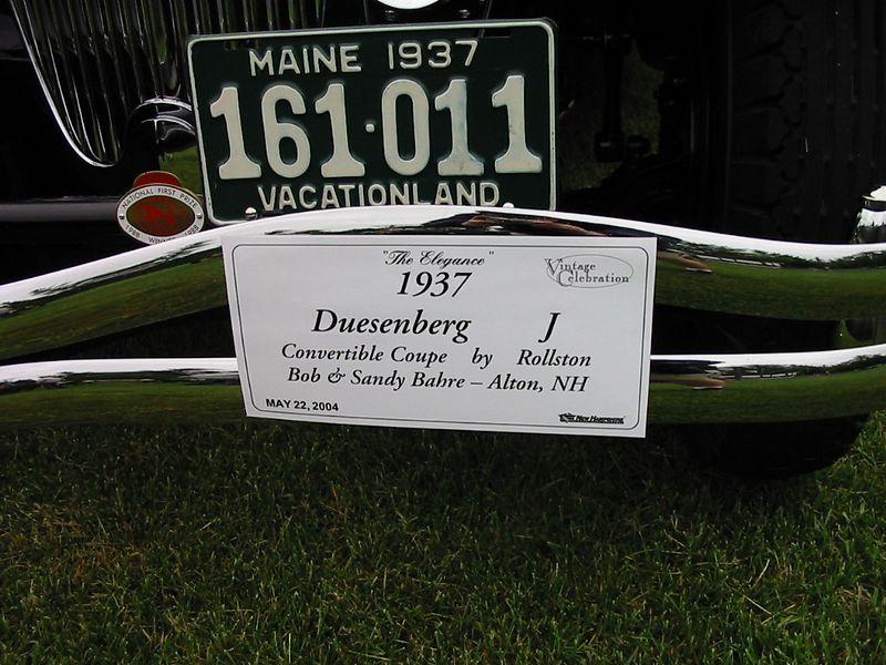 Duesenberg J