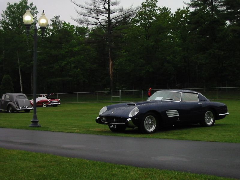 Ferrari 250GT Pinninfarina Special Coupe