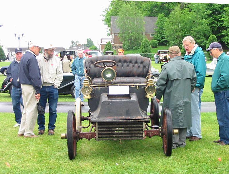 Cadillac B Runabout (1904)